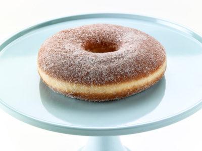 01268 Ντόνατς με ζάχαρη