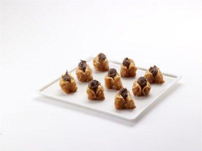 10836 πεταλάκι σοκολάτας