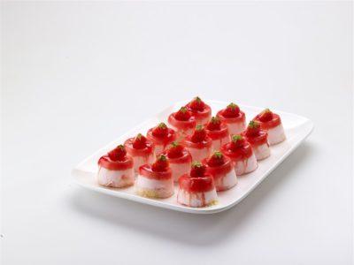 12988 Παστάκι μους φράουλα 40g