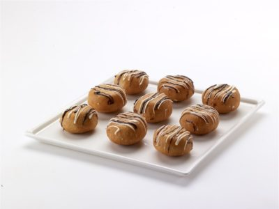 12996 Ντόνατς μίνι με γέμιση σοκολάτα