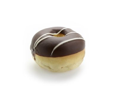 13170 Ντόνατς μίνι με επικάλυψη σοκολάτα