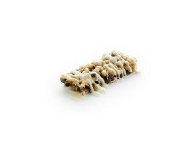 13173 Μπάρα λευκή με κράνμπερις, καρύδα και βρώμη