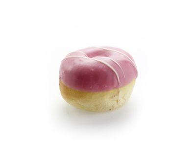 13176 Μίνι ντόνατς επικάλυψη φράουλα
