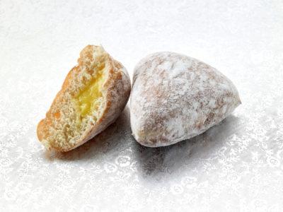 01260 Nτόνατς mini γέμιση κρέμα λεμονιού