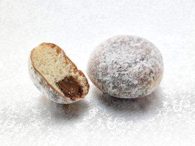 01258 Nτόνατς mini γέμιση σοκολάτα